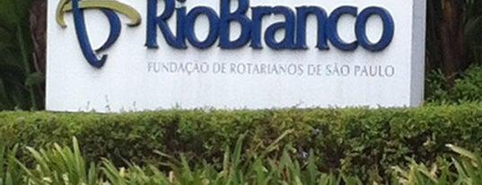 Faculdades Integradas Rio Branco (FRB) is one of Aline'nin Beğendiği Mekanlar.