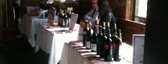 Barcelona Wine Bar is one of Taste of Atlanta 2012.