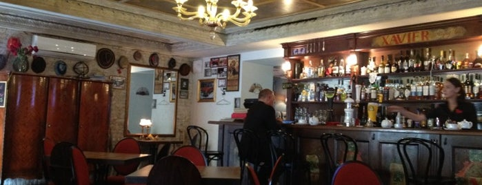Daily Bar Xavier is one of Рестораны Спб.