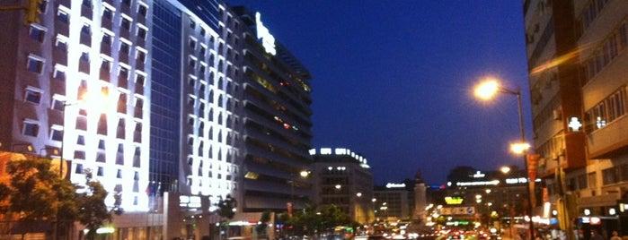 SANA Lisboa Hotel is one of SANA Hotels.