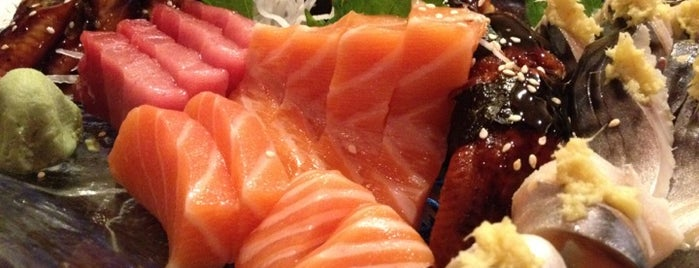 Matsui Sushi is one of Virginia bucket list.