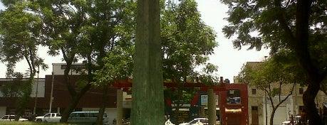 Parque Morelos is one of Guadalajara, MX.