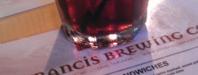 St. Francis Brewery & Restaurant is one of Milwaukee Eats.