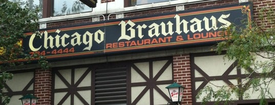 Chicago Brauhaus is one of Best places in Chicago, IL.