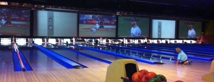10Pin Bowling Lounge is one of Chicago.