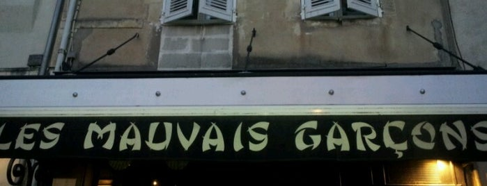 Les Mauvais Garçons is one of Chrlnさんの保存済みスポット.