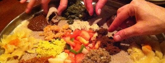 Dukem is one of Favorite Washington, DC Restaurants.