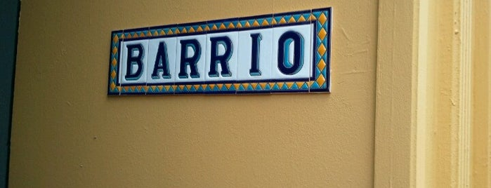 Barrio is one of Besser essen.