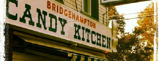 Candy Kitchen is one of Hamptons on a Budget.
