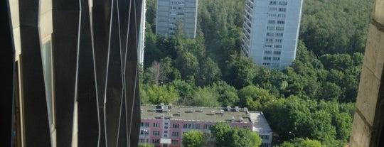 Аструс - Центральный Дом Туриста (ЦДТ) / Astrus Moscow City Hotel is one of Moscow.