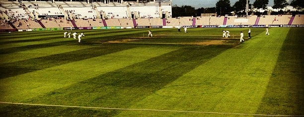 The Ageas Bowl is one of Barry : понравившиеся места.