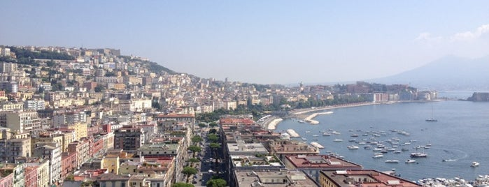Belvedere Sant'Antonio a Posillipo is one of Historic Naples.
