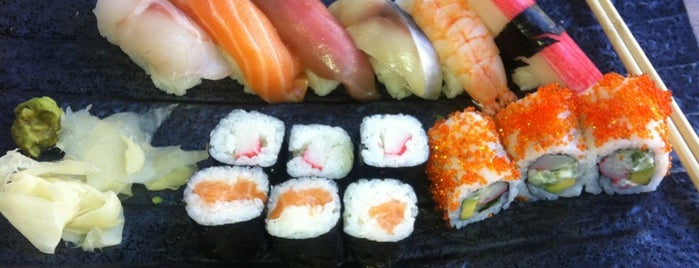 SushiCo is one of Restoranlar.