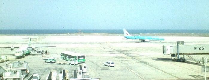 Aeropuerto de Fuerteventura (FUE) is one of Part 2~International Airports....
