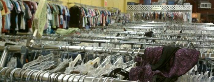 St Vincent de Paul Thrift Store is one of Austin Rocks!.