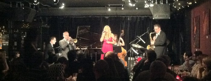The Cellar Jazz Club is one of Out & About in Vancouver B.C..
