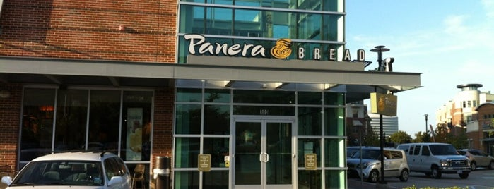 Panera Bread is one of North Texas favs.