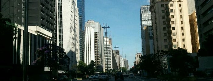 Avenida Paulista is one of I ♥ SP.