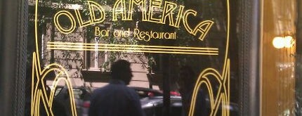 Old America is one of Eating Out Milan.