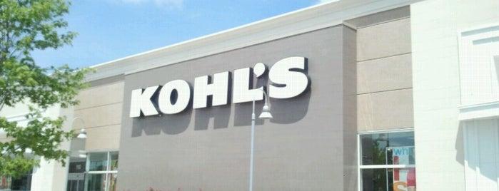 Kohl's is one of Locais curtidos por Brandon.