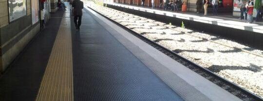 Metro Garbatella (MB) is one of Garbatella.