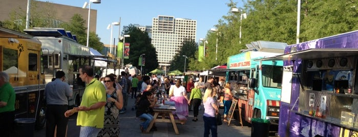 Dallas Arts District is one of Year in Dallas.