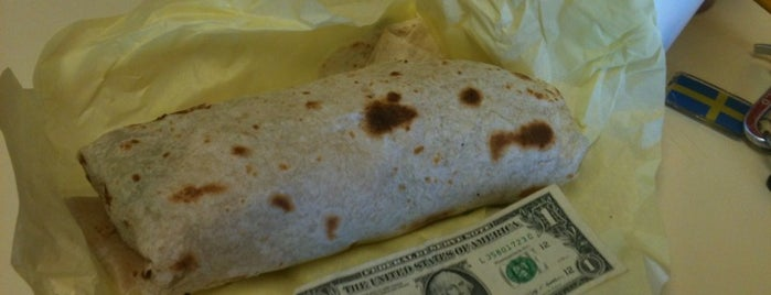 JV's Mexican Food is one of San Diego's Best Burrito Places - 2013.