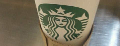 Starbucks is one of Phoenix 💥💥💥's Liked Places.