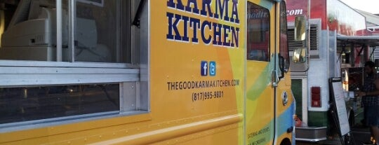 Good Karma Kitchen is one of Vegan/Veg.
