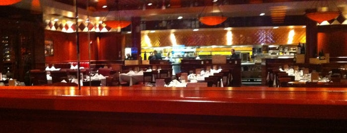 Fleming's Prime Steakhouse & Wine Bar is one of Food.