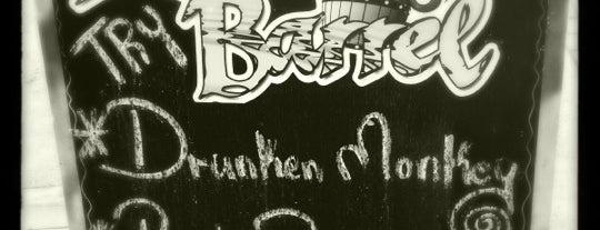 Rum Barrel is one of 🛳.