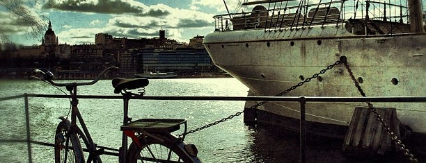 Skeppsholmen is one of Stockholm City Guide.