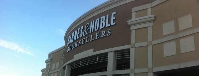 Barnes & Noble is one of Massachusetts.