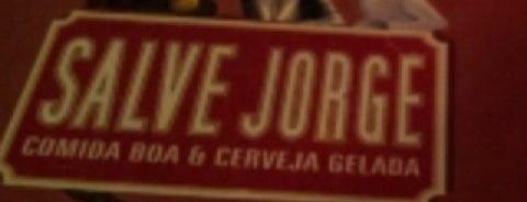Salve Jorge is one of places.