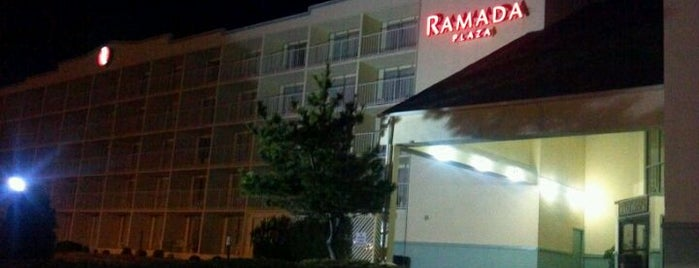 Ramada Plaza Nags Head Oceanfront is one of Hotels.