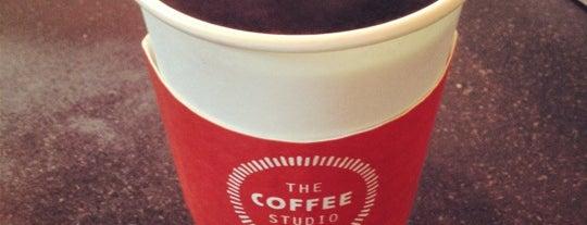 The Coffee Studio is one of Chicago Coffee Snob.