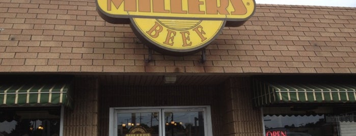 Miller's Roast Beef - East Providence is one of Rhode.