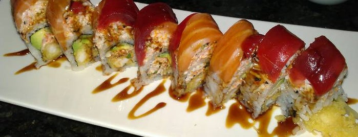 Spicy Tuna is one of Ramen & Sushi.