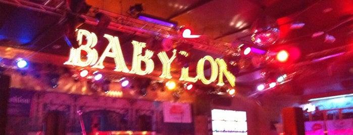 РК «Вавилон» is one of Lieux qui ont plu à Max.