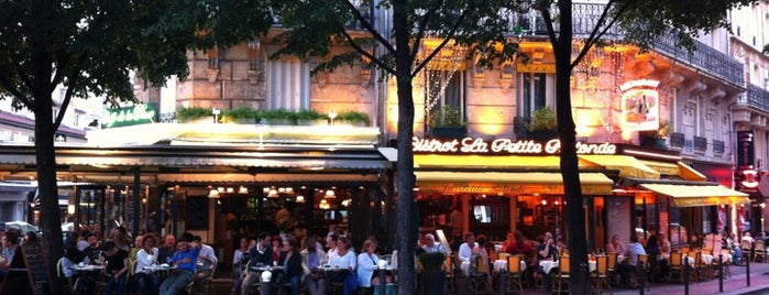 Café de la Place is one of Must-Visit ... Paris.