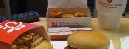 Chick-fil-A is one of debs.