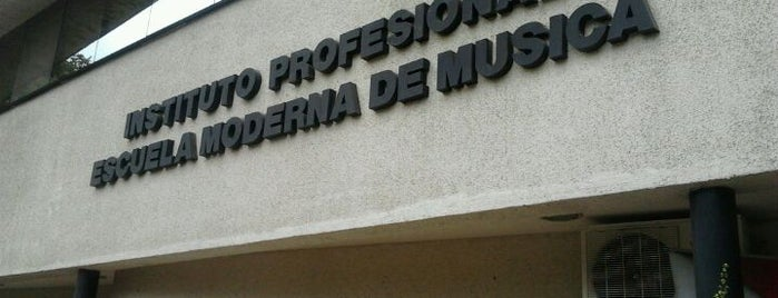 Escuela Moderna de Música is one of Laureate International Universities.