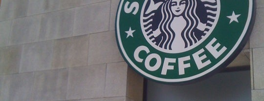 Starbucks is one of Locais curtidos por Jesús.