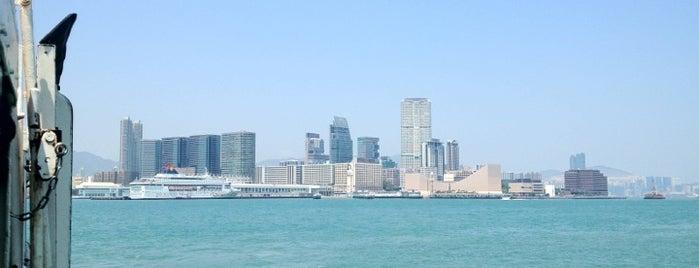 Central Pier No. 7 (Star Ferry) is one of SmartTrip в Гонконг с Рауль Дюком.