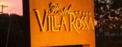 Hotel Villa Rossa is one of Lugares favoritos de Antonio Carlos.