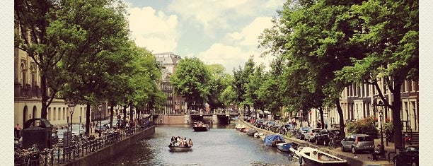 Prinsengracht is one of P-Day in A-dam.