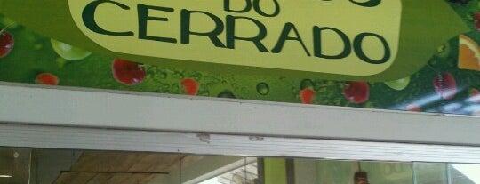 Frutos do Cerrado is one of Gespeicherte Orte von Marcos.