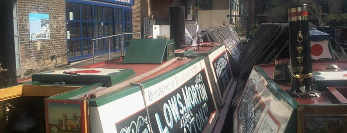 London Canal Museum is one of Locais salvos de Julia.