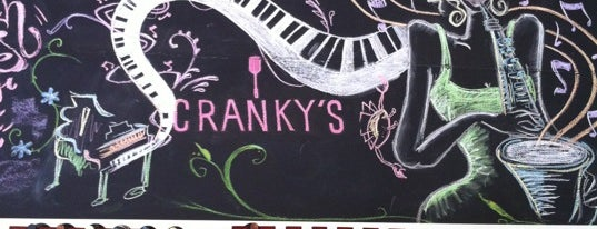 Cranky's Cafe is one of A Trip to New York.