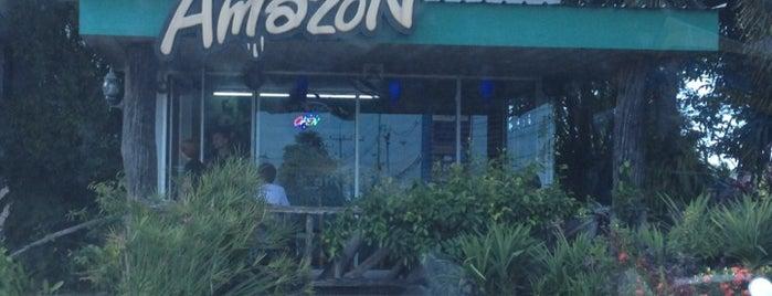 Café Amazon is one of Penny_bt90 님이 좋아한 장소.